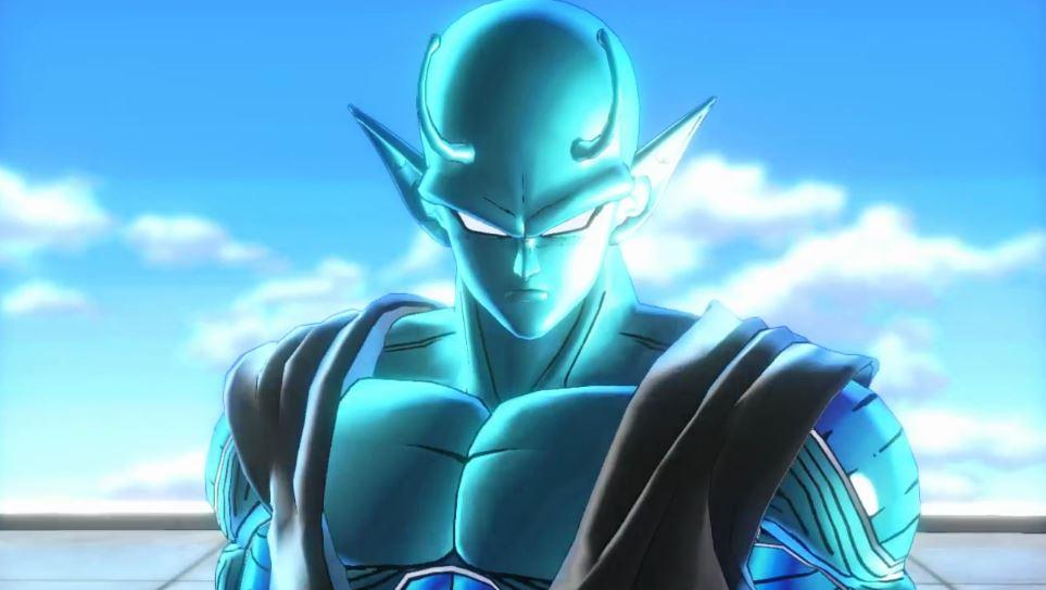Piccolo's Super Namekian God Transformation