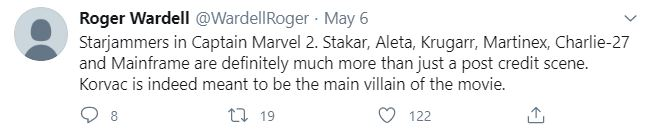 Adam Warlock Team Up With Nova Captain Marvel