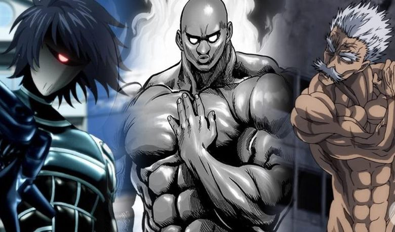 S-Class Superheroes From One Punch Man