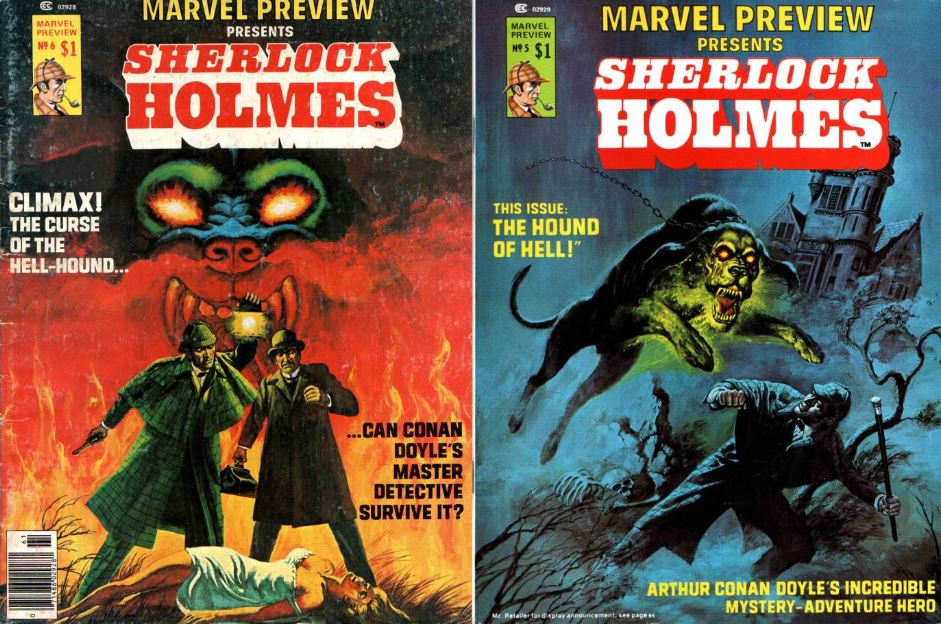 Sherlock Holmes Exists in Marvel Universe