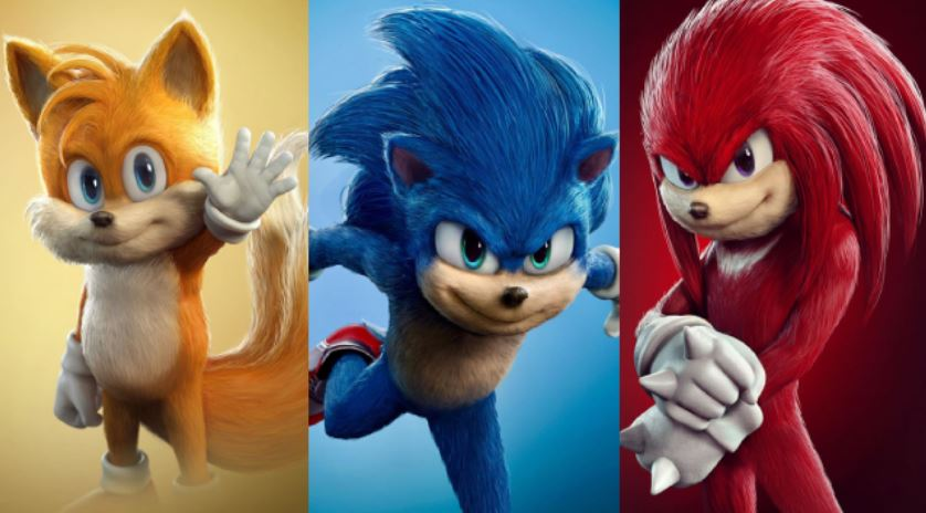 Paramount Announces New Release Dates For Top Gun 2 Sonic the Hedgehog 2