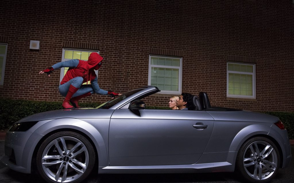 Sony Hyundai's Deal for Spider-Man 3