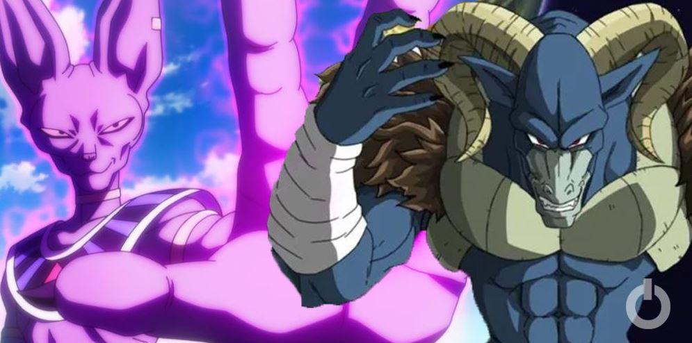 Dragon Ball Super Moro God of Destruction Before Beerus