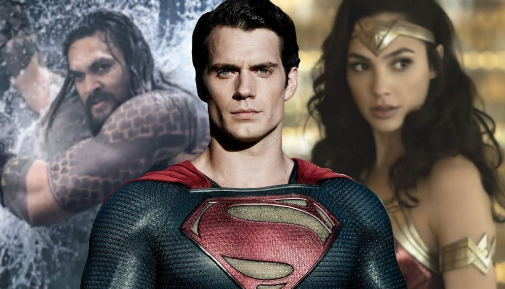 Henry Cavill Signed a Contract for Man of Steel 2
