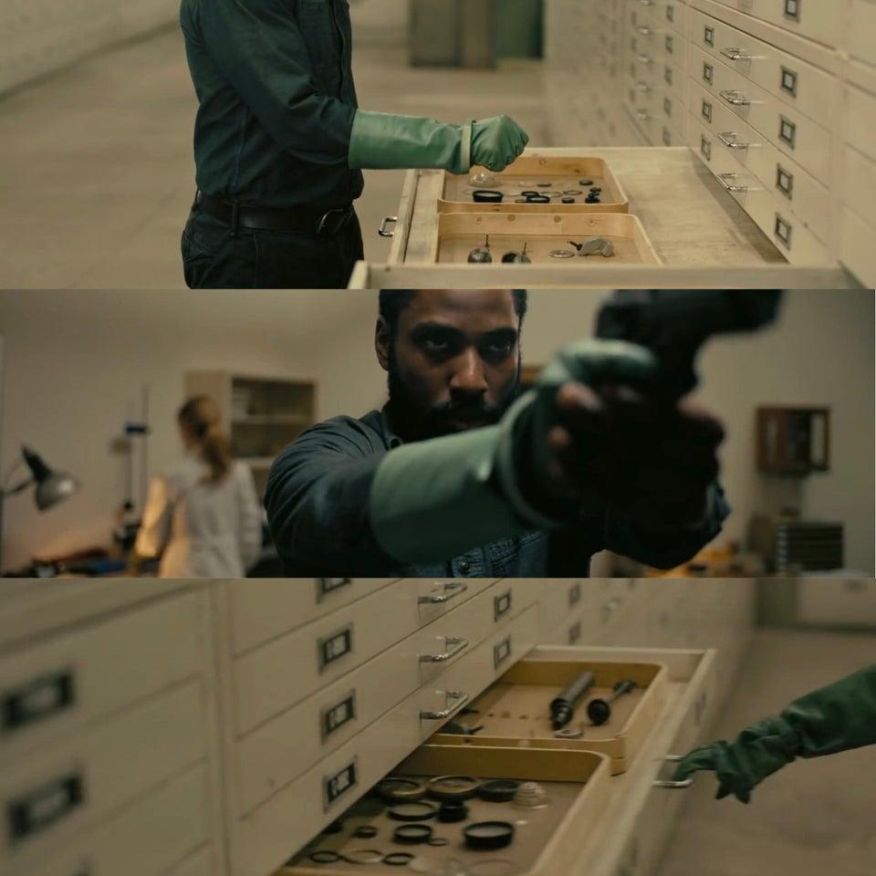Christopher Nolan's Tenet Synopsis