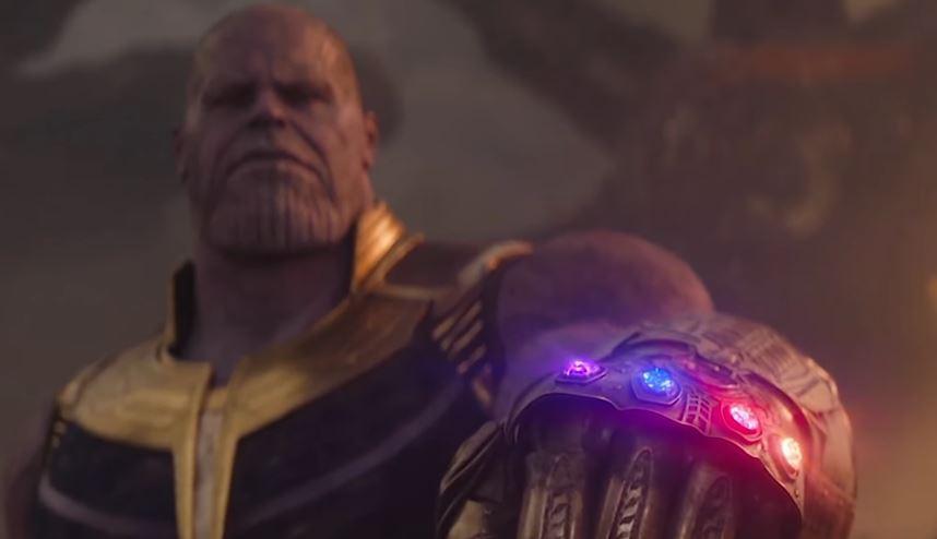 Thanos Killed Iron Man