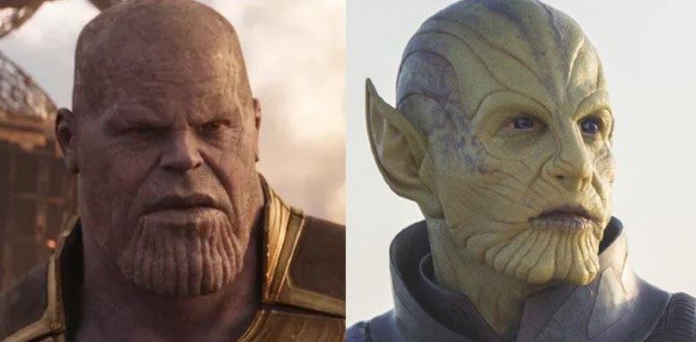 Thanos' Back Story Connected to Eternals