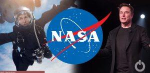Tom Cruise Elon Musk And NASA Join Hands