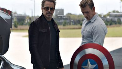RDJ Explains Deeper Meaning of Cap & Tony's Reconciliation Scene