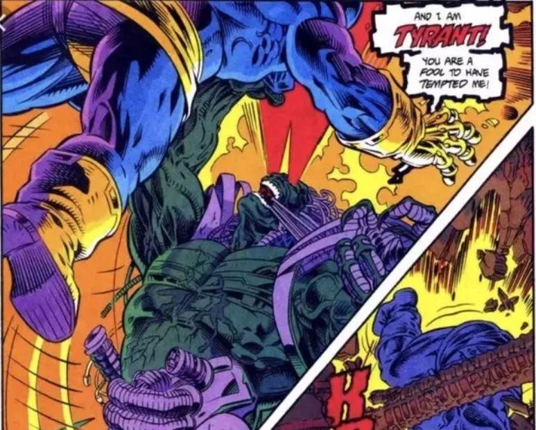 Tyrant Better Super Villain Than Thanos