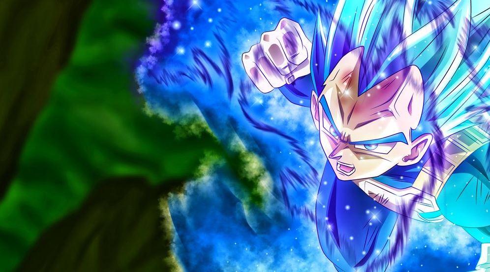 Dragon Ball Super Vegeta Finally Returns