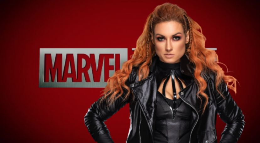 WWE's Becky Lynch Join Marvel Movie