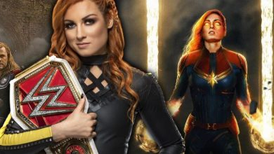 Photo of WWE's Becky Lynch Rumored To Join an Upcoming Marvel Movie