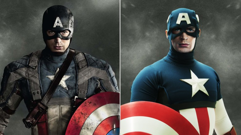 How Avengers Looked in Comic Accurate Suits