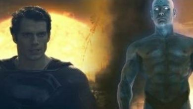 Photo of Man of Steel – Zack Snyder Reveals A Watchmen Easter Egg That We Missed