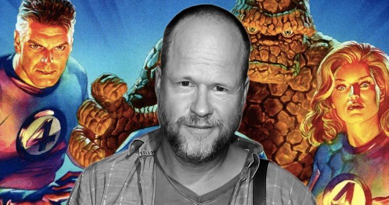 Joss Whedon isn't Directing Fantastic Four