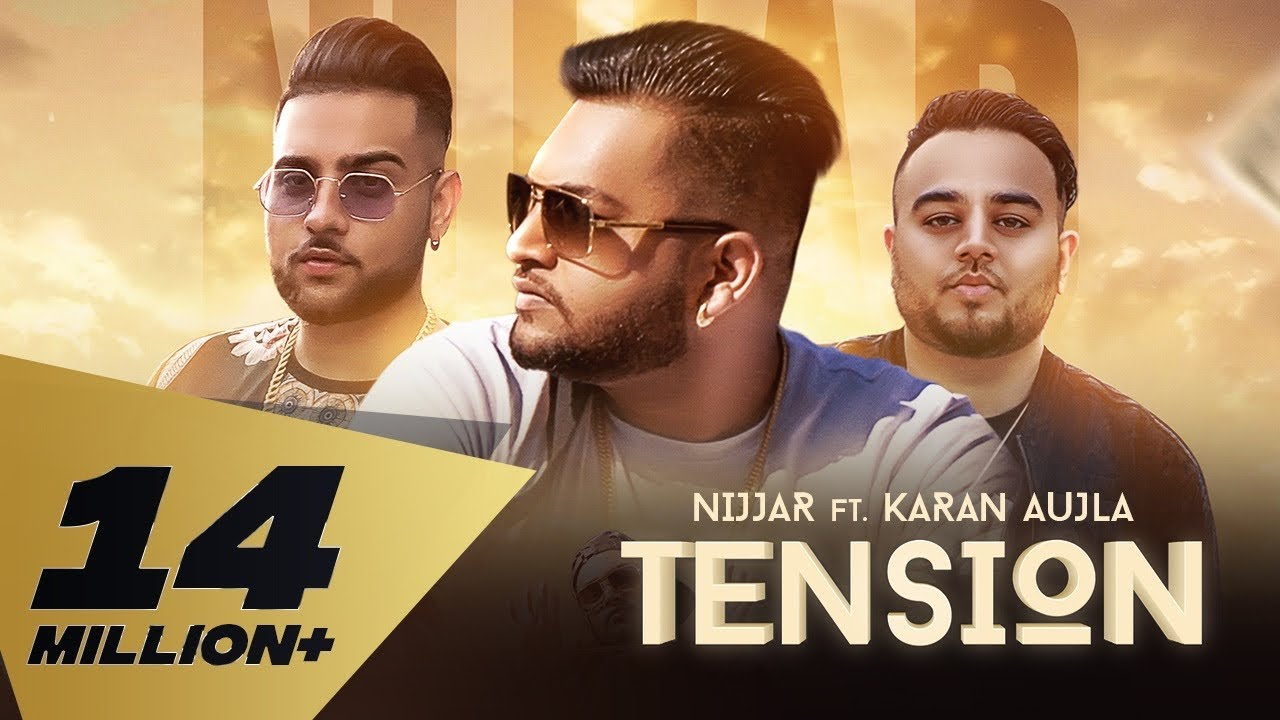 karan aujla new song mp3 download tension