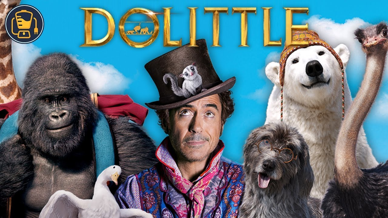 dolittle full movie in hindi download 480p