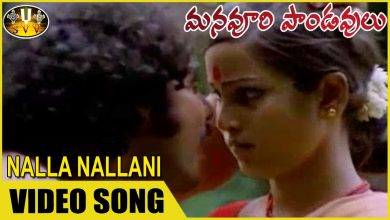 Photo of Nalla Mabbulona Song Download Mp3 in High Quality Audio