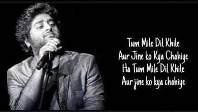 Photo of Tum Mile Dil Khile Arijit Singh Mp3 Download