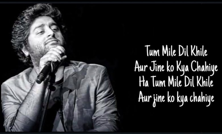 Tum Mile Dil Khile Arijit Singh New Version Mp3 Song Download