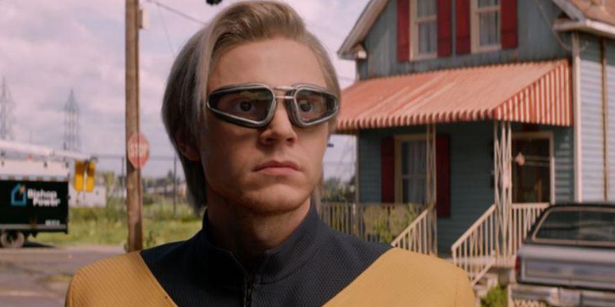 Evan Peters Rumored to Shot His Scenes for WandaVision