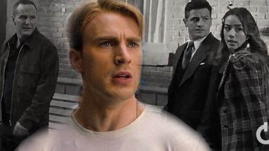 Agents of SHIELD Own Version of Steve Rogers