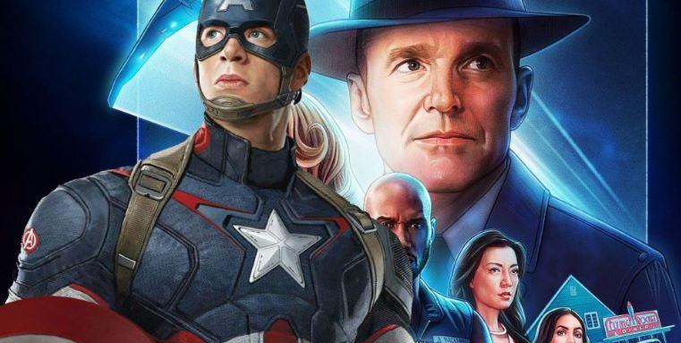 Agents of S.H.I.E.L.D. Set Up The Falcon And The Winter Soldier