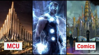 Photo of MCU Thor: Asgard Is Completely Different In Movies From Comics