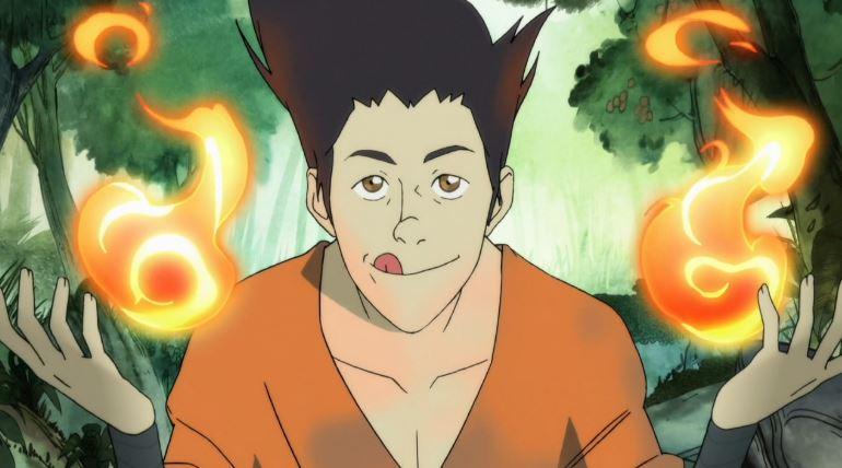 Avatar Wan Legend of First Avatar