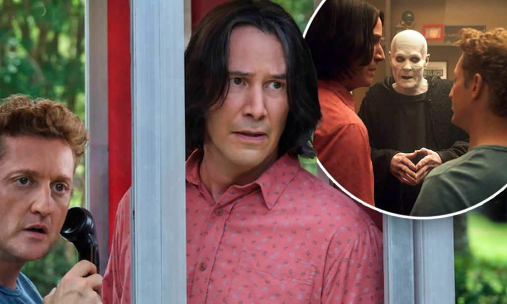 Bill and Ted 3 – The Trailer for the Next Keanu Reeves Movie Released