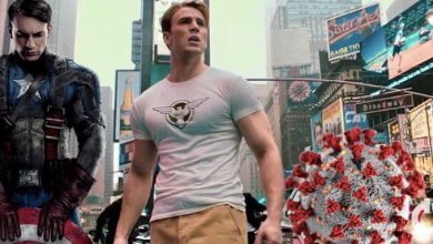 Captain America 1 Predicted Coronavirus Outbreak