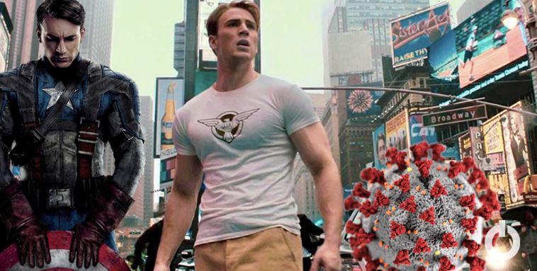Captain America 1 Predicted Coronavirus Outbreak