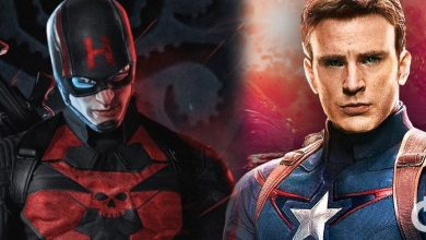 Marvel DC Superheroes with Evil Versions