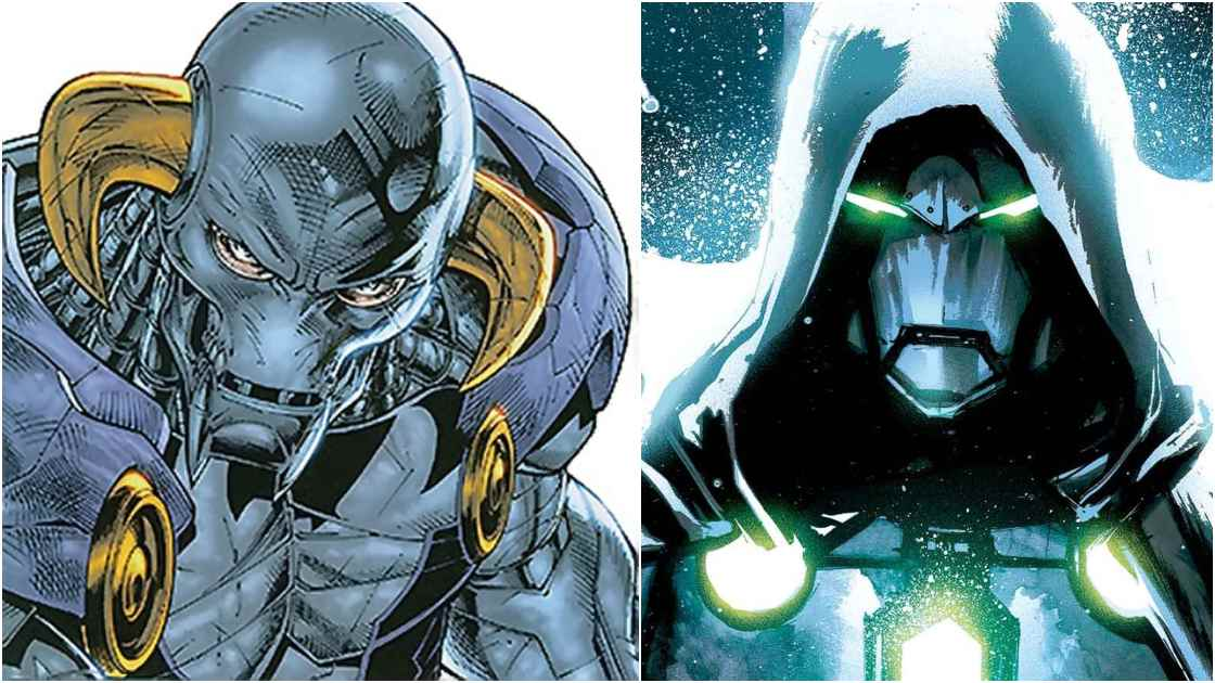 DC Has its own Doctor Doom Lord Havok