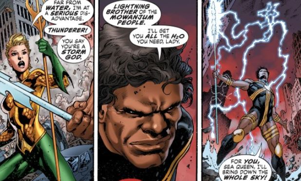 DC Own Version of Thor Called The Thunderer