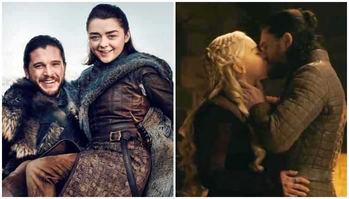 Original Plan Was To Pair Jon Snow With Arya Stark