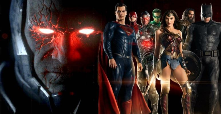 First Teaser of Zack Snyder's Justice League