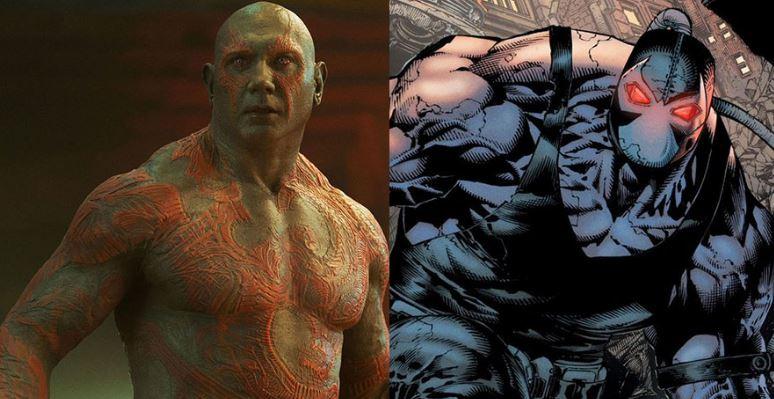 The Batman 2 include Bane Other Villains