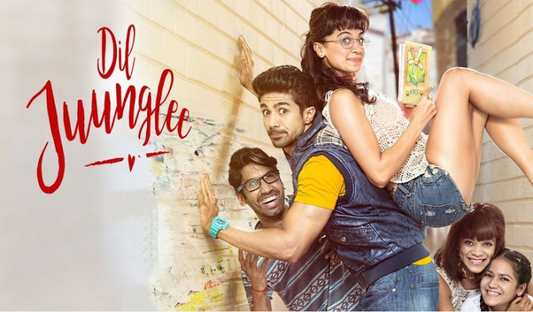 Dil Junglee Movie Download Mp4