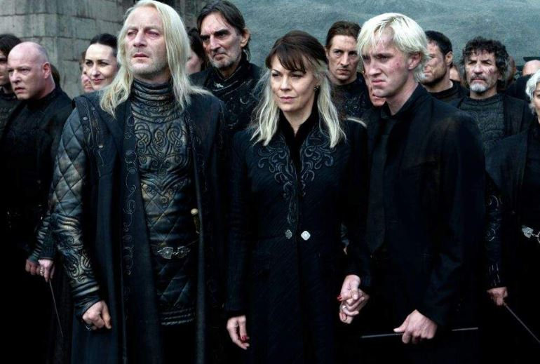 Deathly Hallows Deleted Scene Shows Draco's Redemption