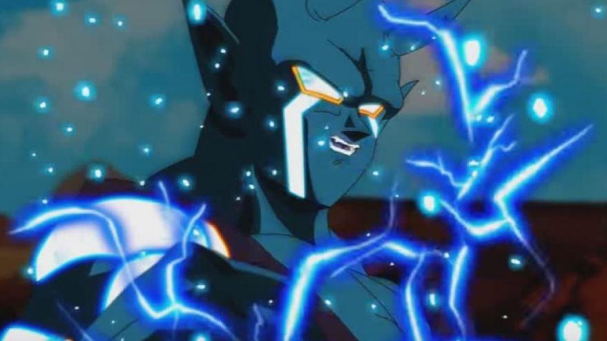Dragon Ball Super Vegeta's Spirit Control