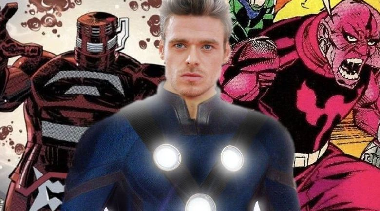 Eternals Plot Details Leaked By Funko Pop Figures List