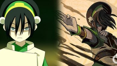 Facts About Toph Beifong