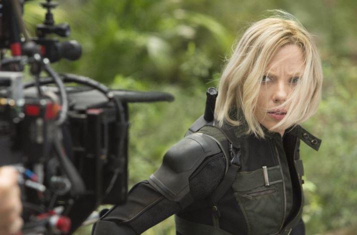 Avengers: Infinity War Set Photos