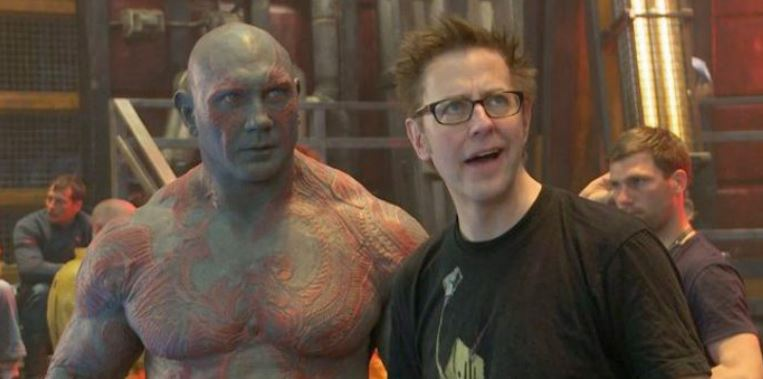 Joker Disney Asked James Gunn To Remove From Guardians Vol. 1