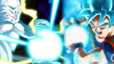 Kamehameha Attacks in Dragon Ball