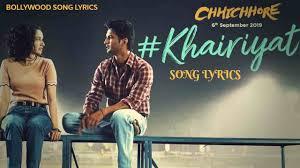 Khairiyat Poochho Mp3 Song Download