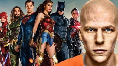Zack Snyder's Justice League Fix Lex Luthor