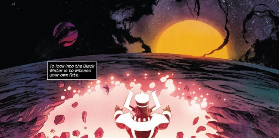 Marvel Reveals Purpose of Black Winter